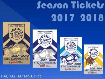 season tickets 2017 2018 tel