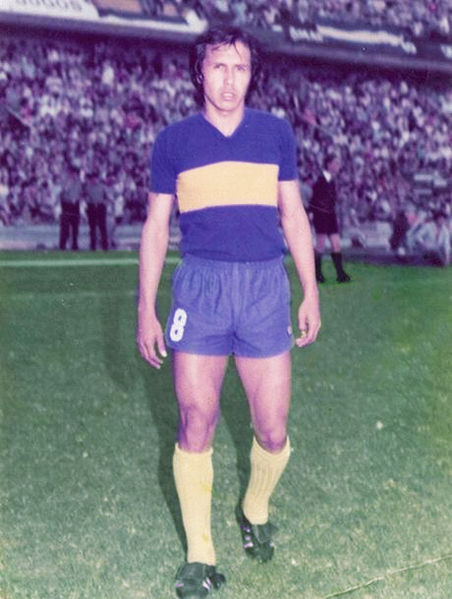 Juan Ramon Rocha Boca Juniors