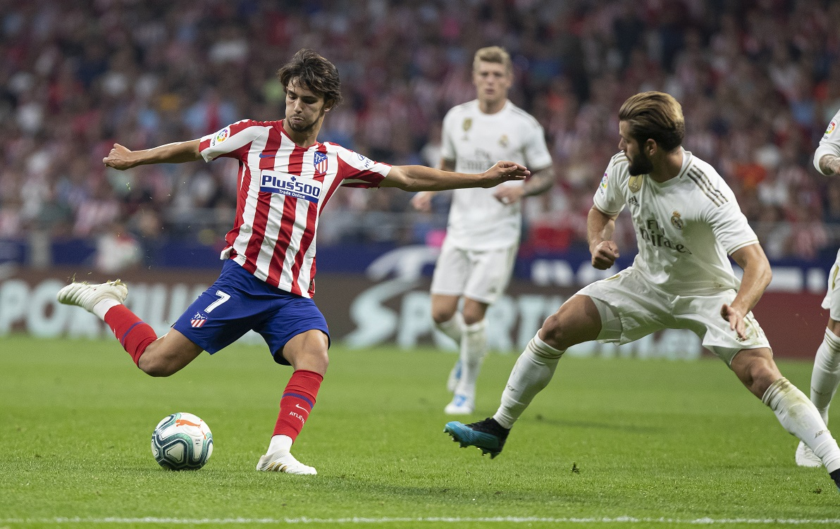 Atleti vs Real Madrid Sept. 2019 2