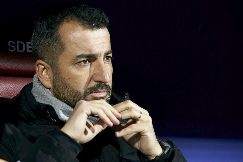 Diego Martínez Granada CF coach 1