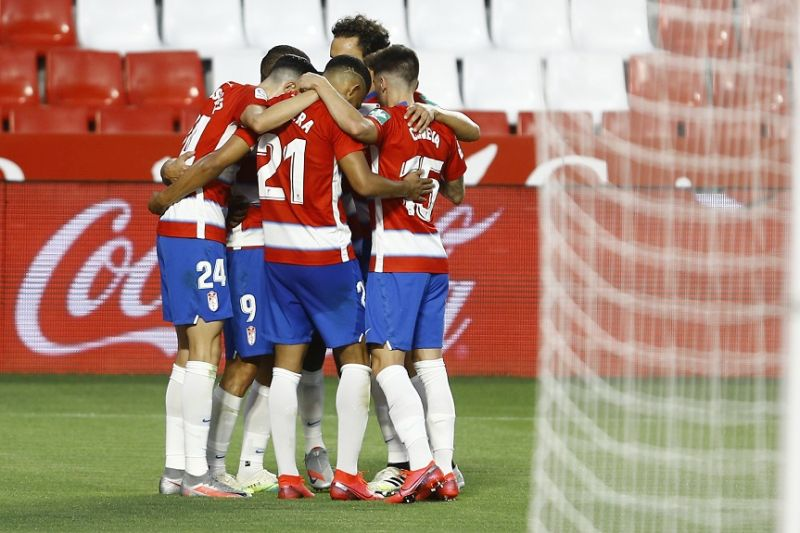 Granada CF team 3
