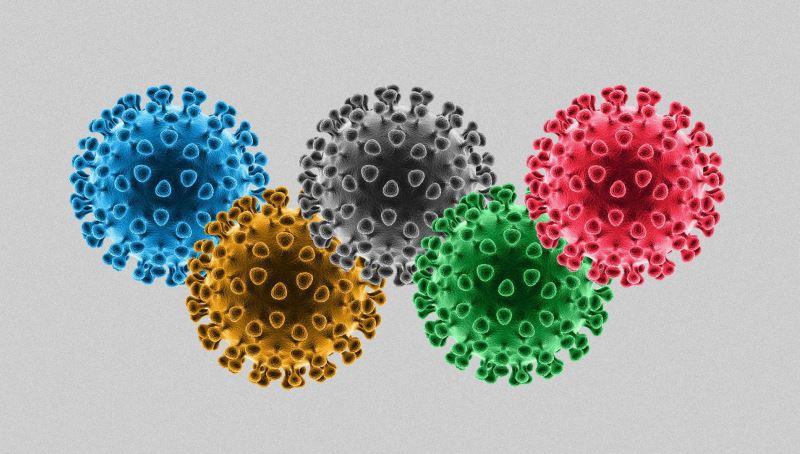 anaskopisi coronavirus olympics