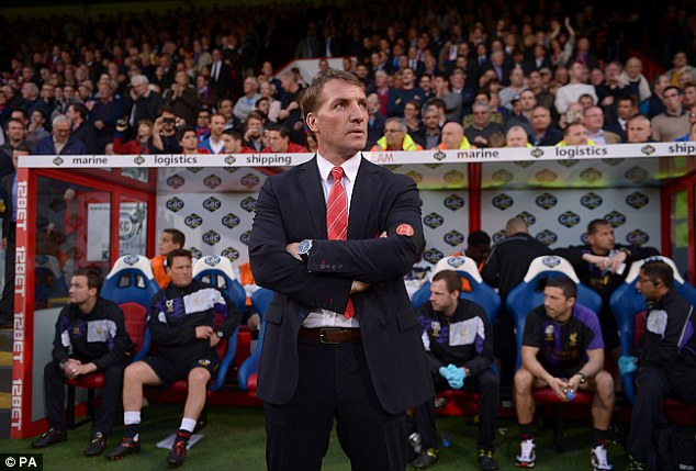 1408572584773 wps 5 Liverpool manager Brendan copy