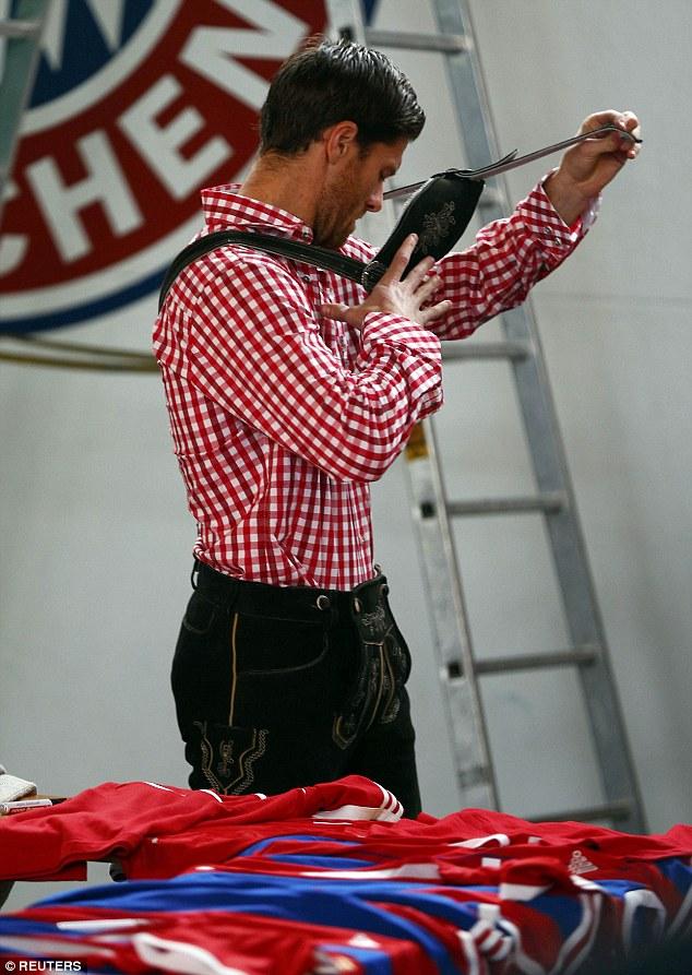 1409482611955 wps 39 Bayern Munich s new playe