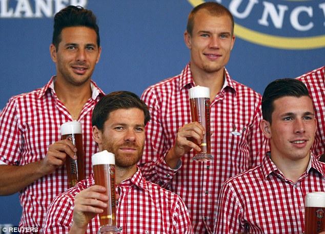 1409482699750 wps 41 Bayern Munich s Claudio P