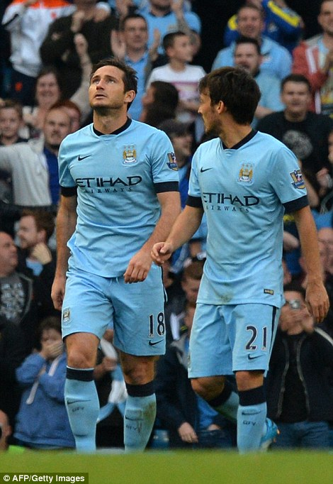 1411318659338 Image galleryImage Manchester City s English