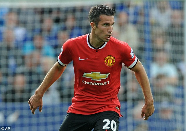 1411384731922 Image galleryImage Manchester United s Robin