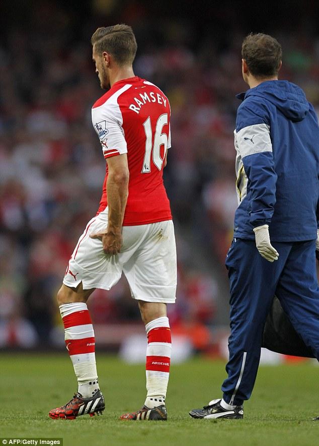 1411846566211 wps 7 Arsenals Welsh midfielder