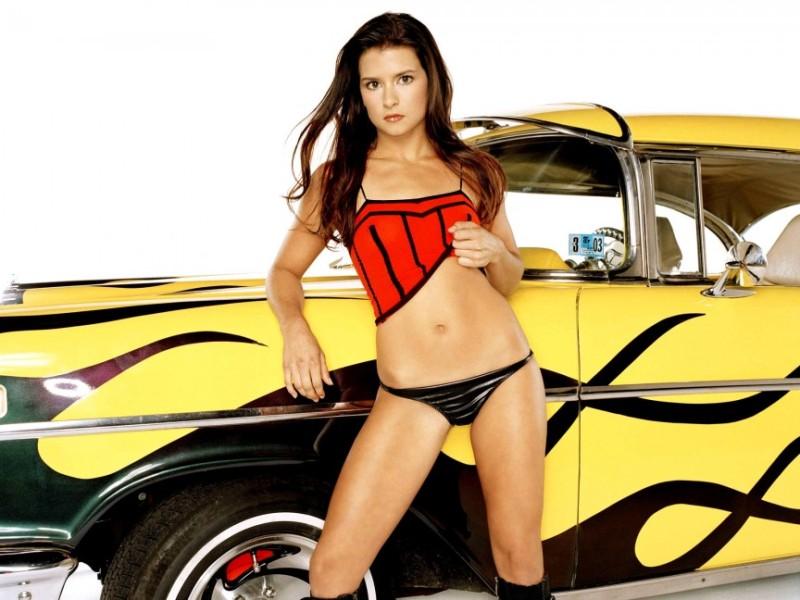 Danica-Patrick-motor-racing