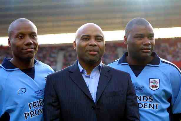 Danny-Wallace-with-his-brothers-Rod-left-and-Ray-right