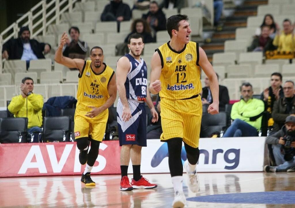 FIBA Champions League: Ήττα για Προμηθέα, προκρίθηκε και ο