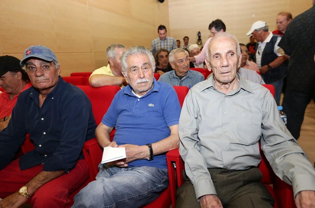 Ολυμπιακός: Απέραντη θλίψη για την απώλεια του θρυλικού Ηλία Ρωσίδη…
