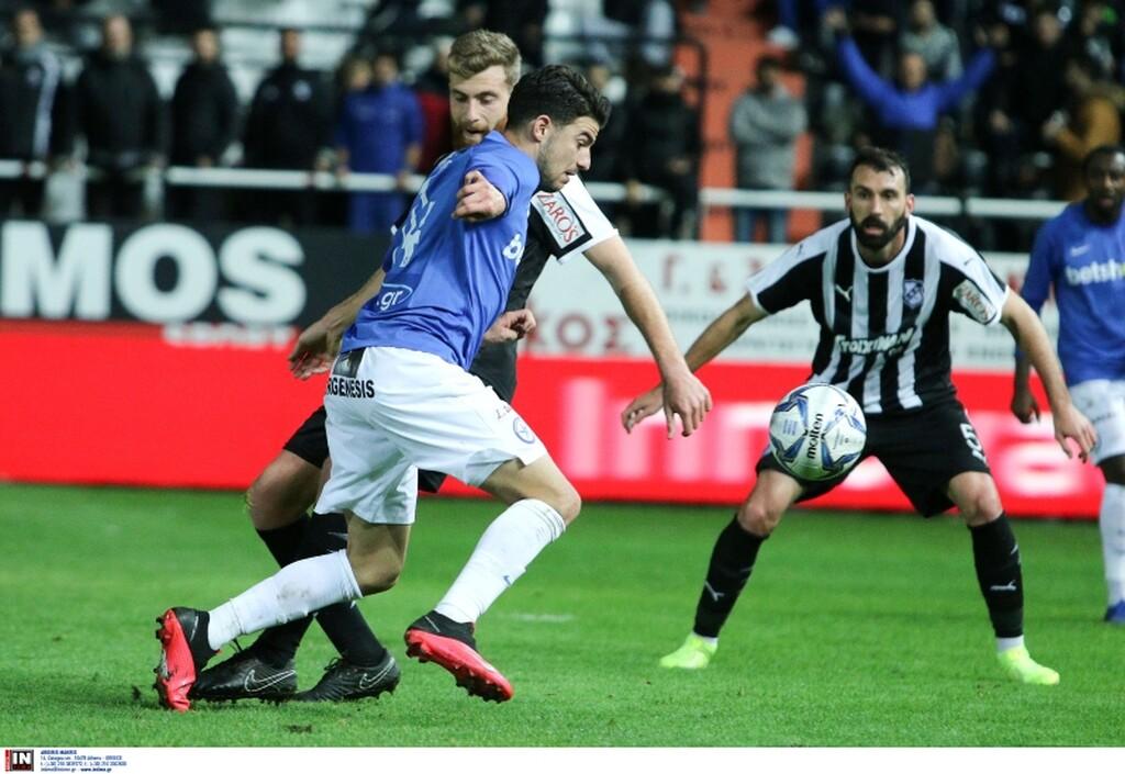 ΟΦΗ-Ατρόμητος 1-0: Με Φιγκεϊρέδο «κλειδώνει» την εξάδα! (photo)