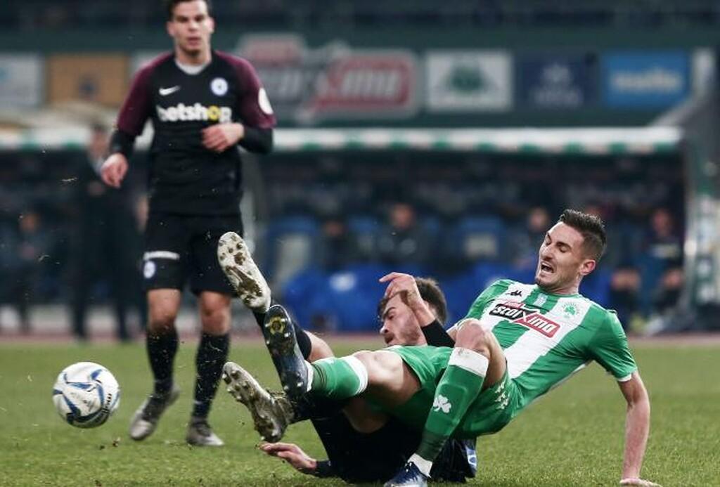 Super League 1: Δεσπόζει το Παναθηναϊκός-Ατρόμητος