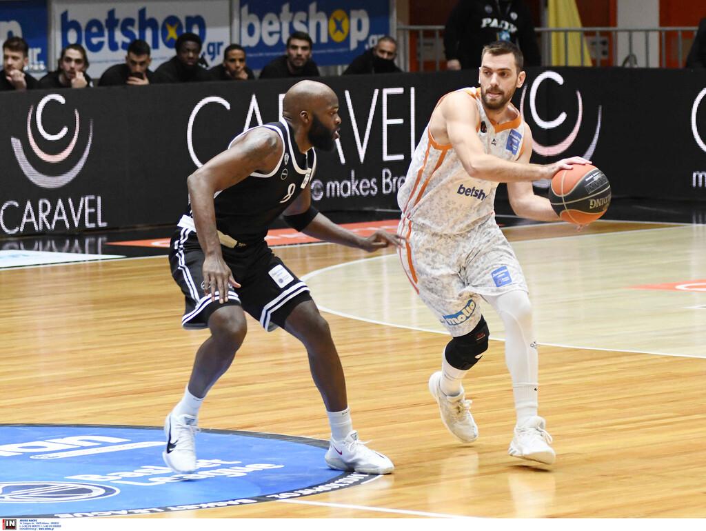 Προμηθέας - ΠΑΟΚ 83-80: «Πρεμιέρα» με το δεξί - Onsports.gr