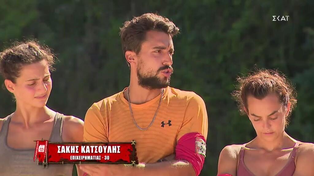 Survivor: «Βόμβα» με Σάκη Κατσούλη, Survivor: «Βόμβα» με Σάκη Κατσούλη! Τέλος από το παιχνίδι – Η απάντηση και η αλήθεια, Eviathema.gr | ΕΥΒΟΙΑ ΝΕΑ - Νέα και ειδήσεις από όλη την Εύβοια