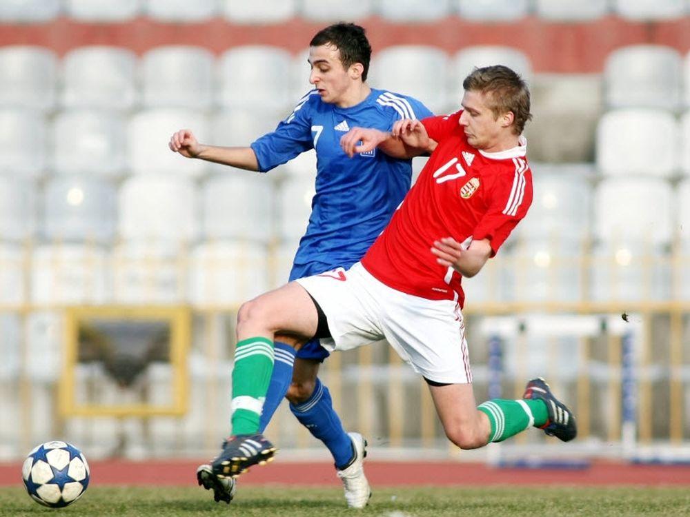 Φιλική ισοπαλία (1-1) για την Εθνική Νέων