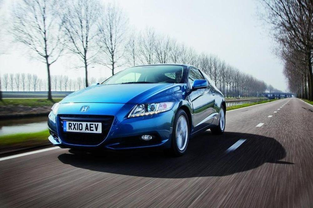 Honda CRZ: Tο πιο ασφαλές Supermini του 2010