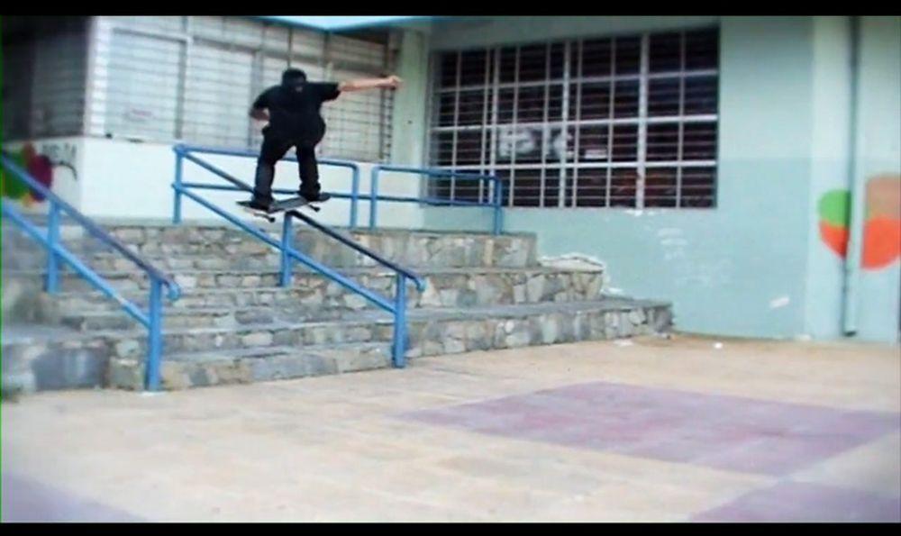 Skate video της εβδομάδας... 40 Degrees