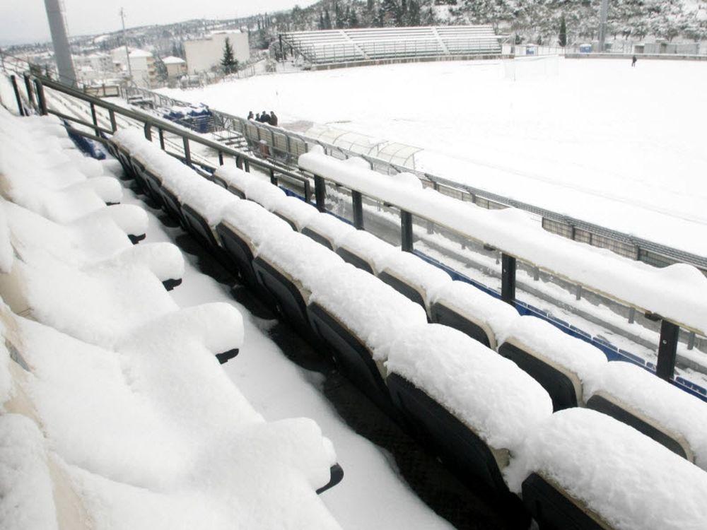 Χιόνια στα Γρεβενά