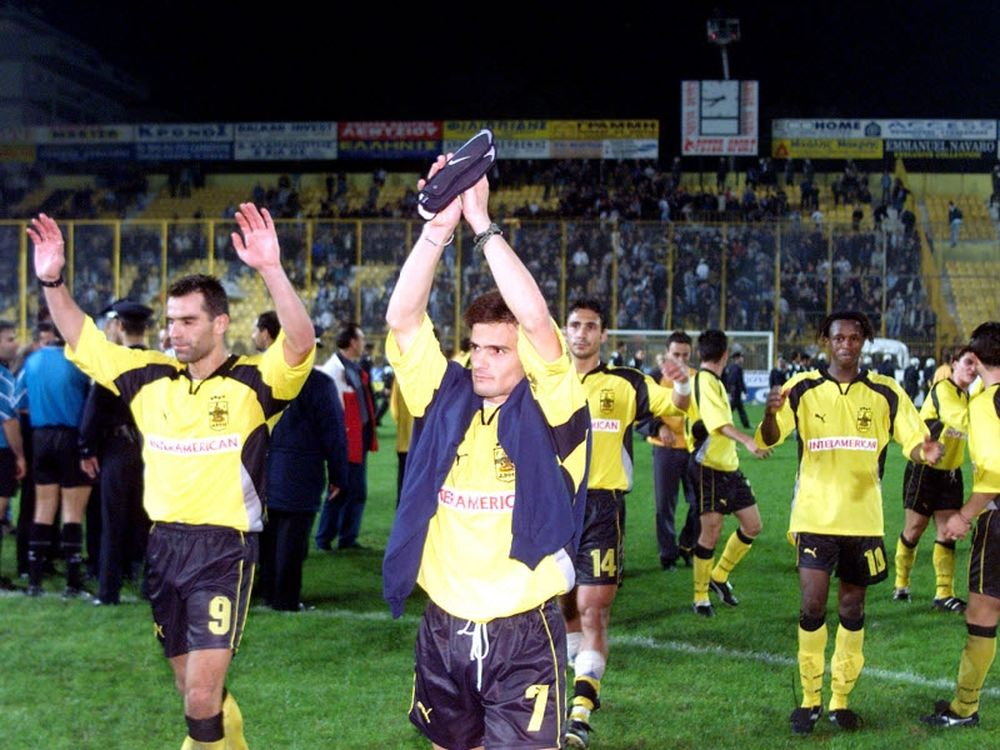 Derby stories in yellow