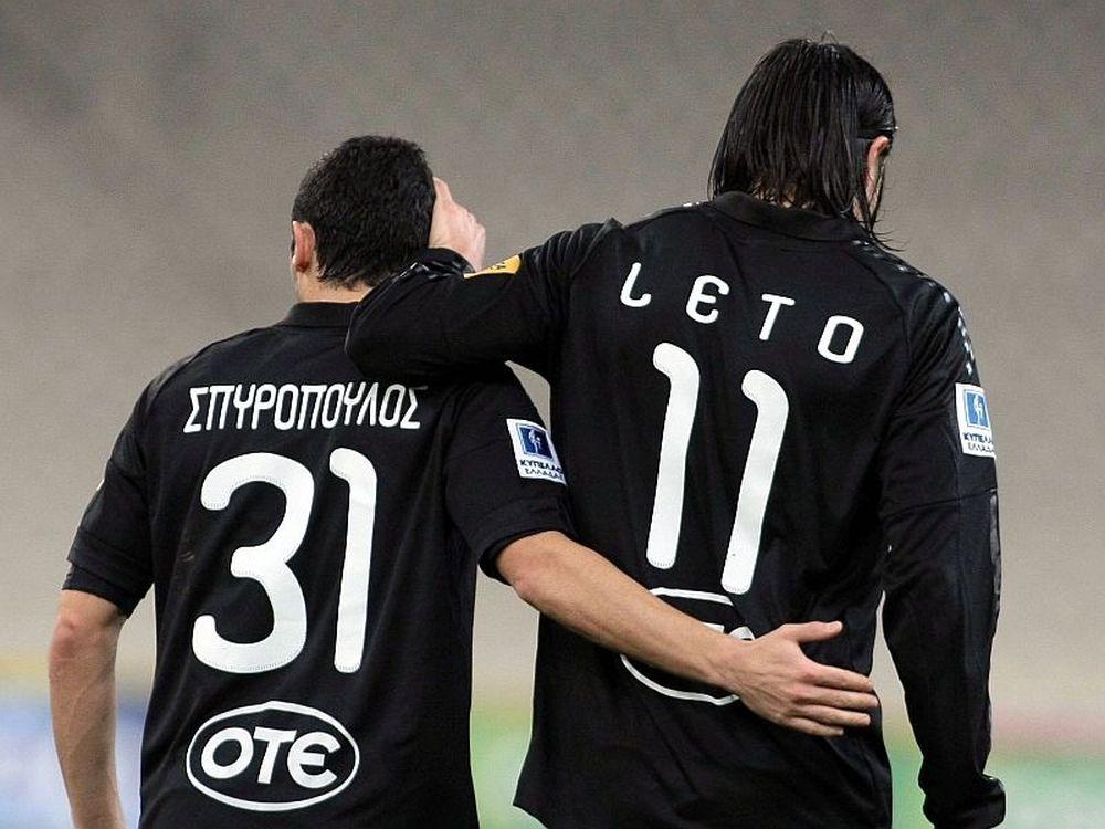 Επιστρέφουν Σπυρόπουλος και Λέτο