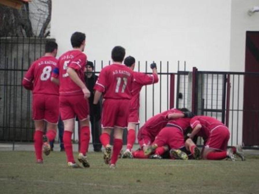 ΑΟ Κάστωρ – Σβορώνος 3-0