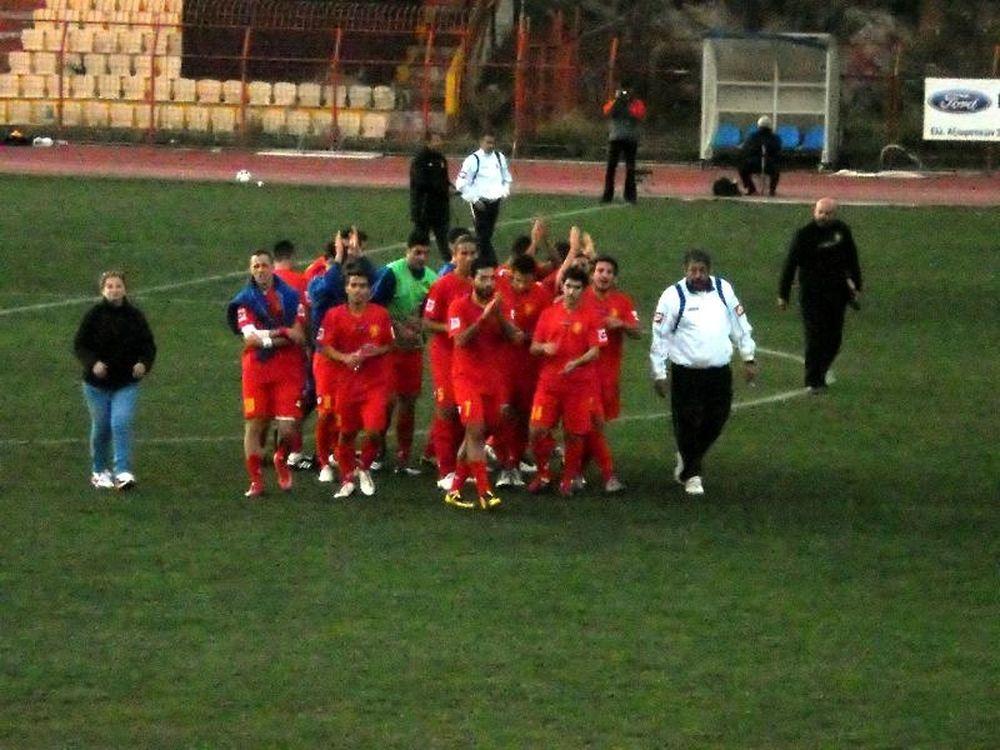 Αθηναϊκός- ΑΟ Περιστέρι 2-0