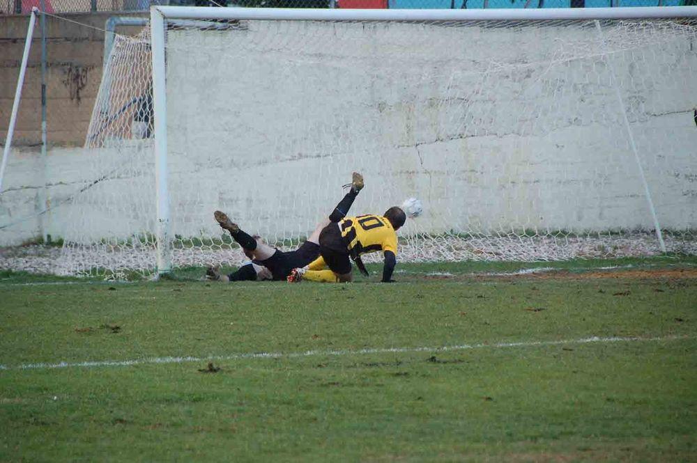 ΠΑΟΚ Γλυφάδας - Χαϊδάρι 2-1