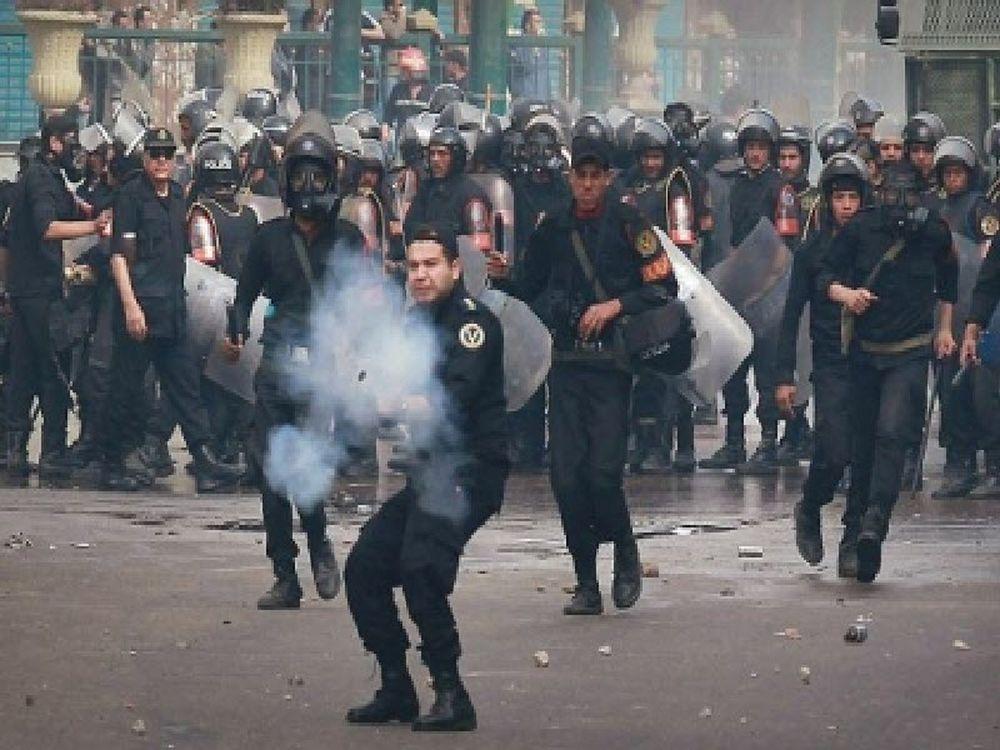 Καζάνι που βράζει η Αίγυπτος