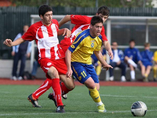 Πανσερραϊκός – Αστ. Τρίπολης 1-1 (Κ20)