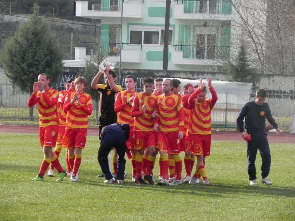 Καστοριά – Μακεδονικός Σ. 8-0