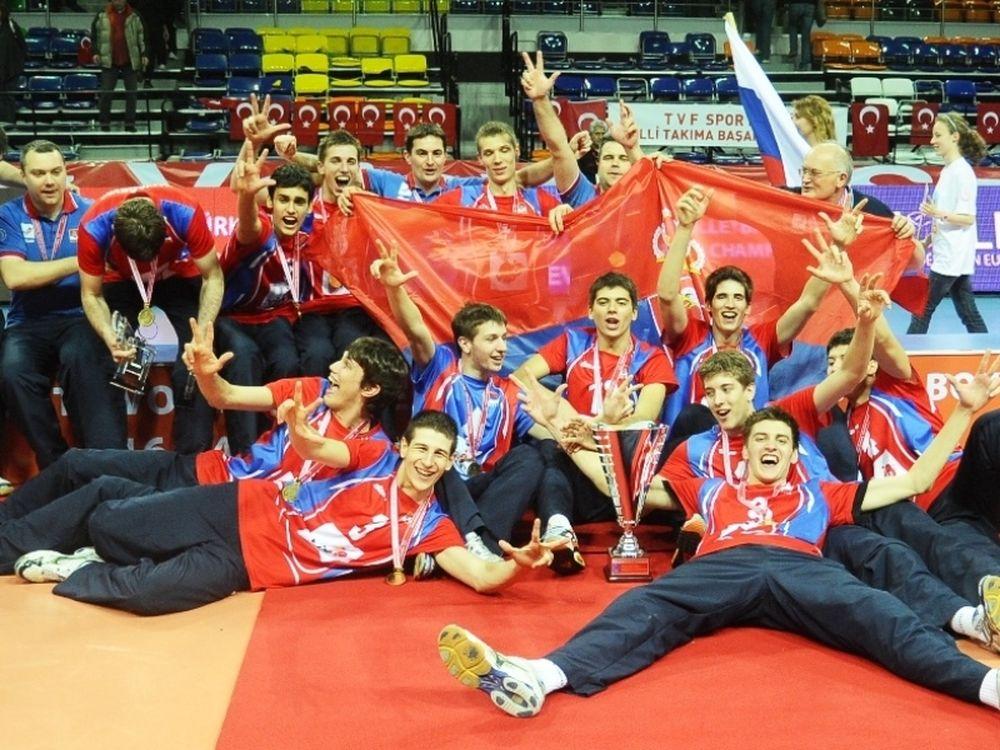Πρωταθλήτρια η Σερβία