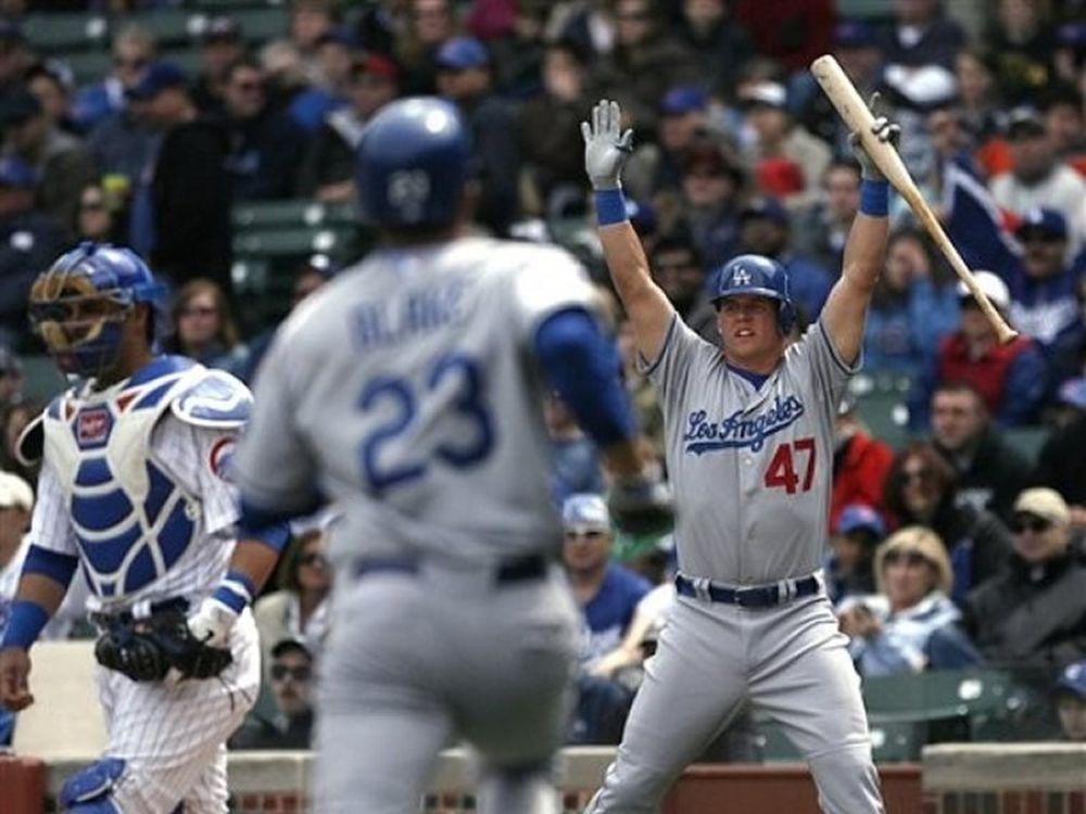 Μόνοι δεύτεροι οι Dodgers