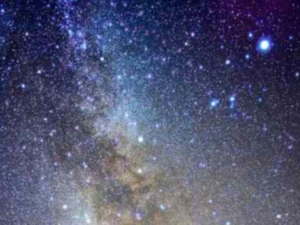 Το μεγαλείο του γαλαξία