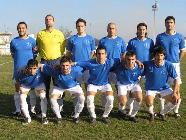 ΠΑΟ Κουφαλίων-Καλλικράτεια 1-0