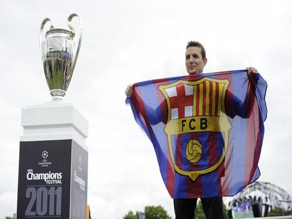 Wembley 2011, Part one