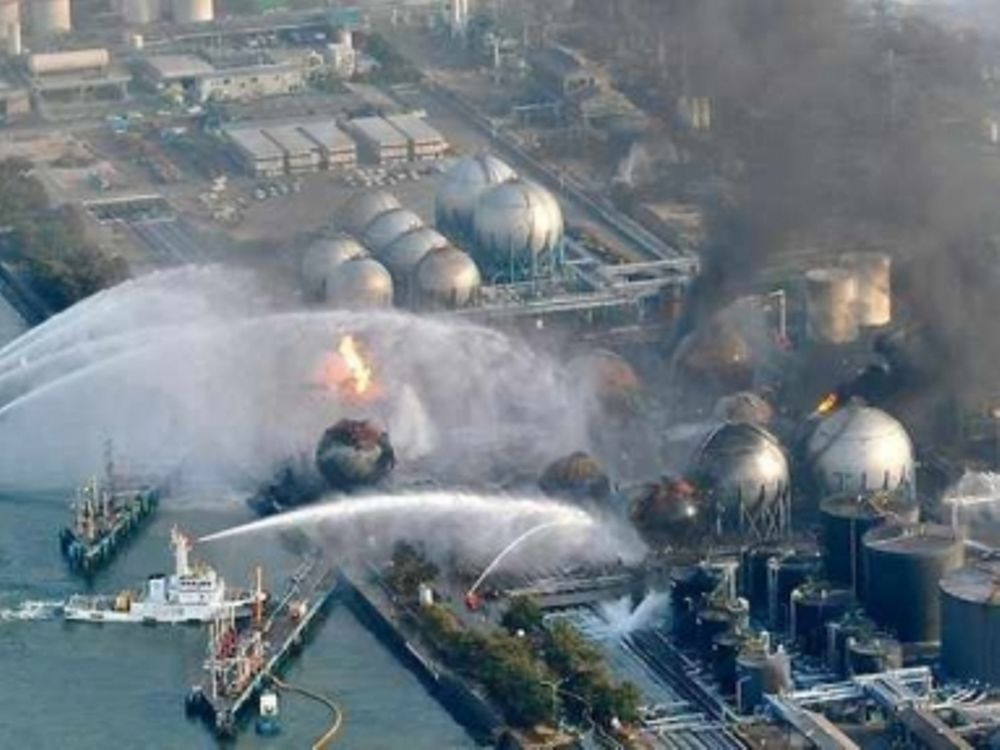 Πρόβλημα στον αντιδραστήρα 5