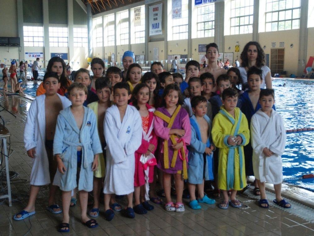 Κολυμβητική γιορτή
