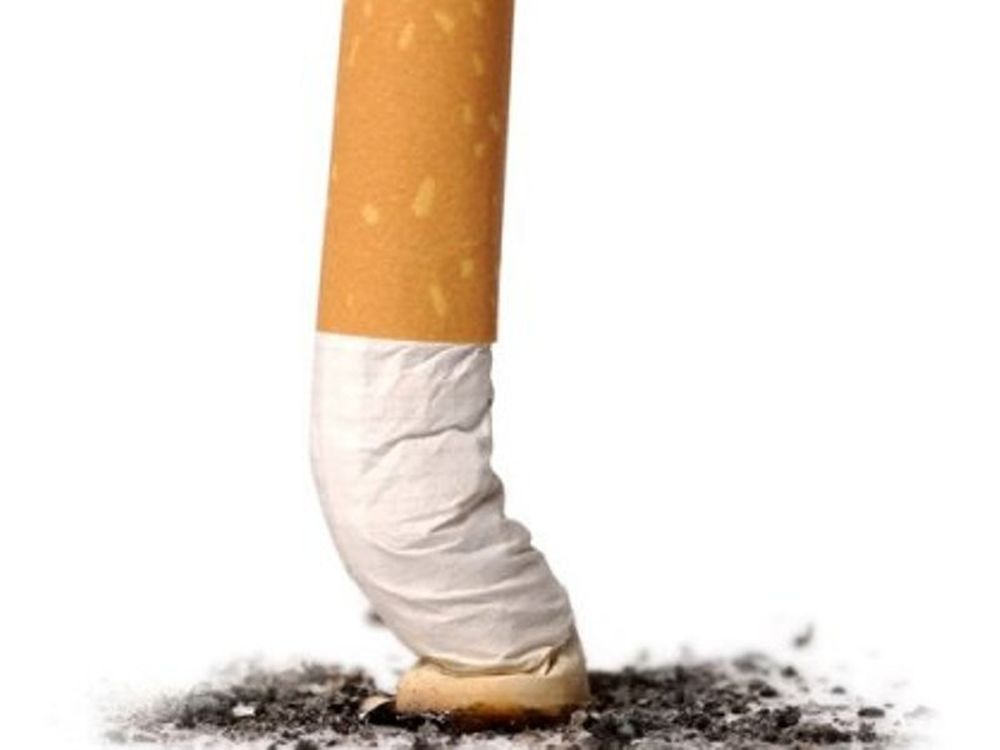 Tο πρώτο τσιγάρο