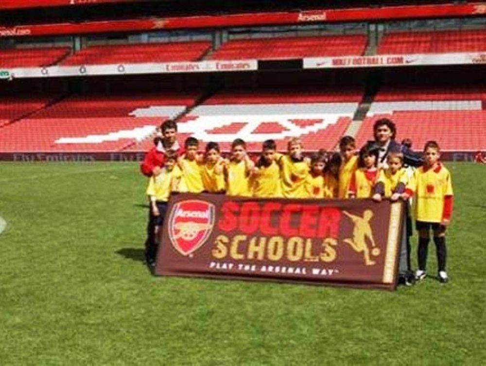 «Play the Arsenal Way»