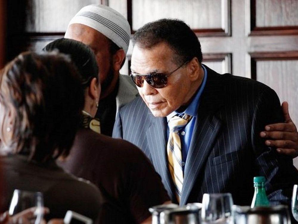 Παρέμβαση του Muhammad Ali