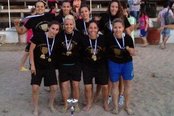Καλλι–θέα στη Χαλκίδα για το 5ο Πανελλήνιο Beach Soccer