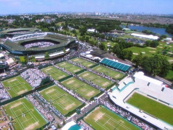 Wimbledon: Οι θρύλοι