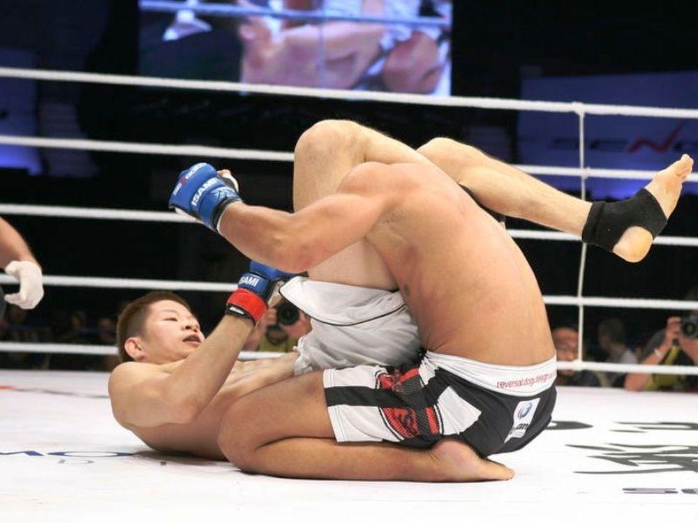 Νέος Ιάπωνας στο UFC