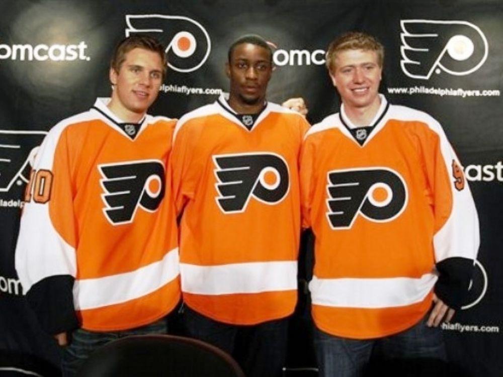 Η νέα τριάδα των Flyers