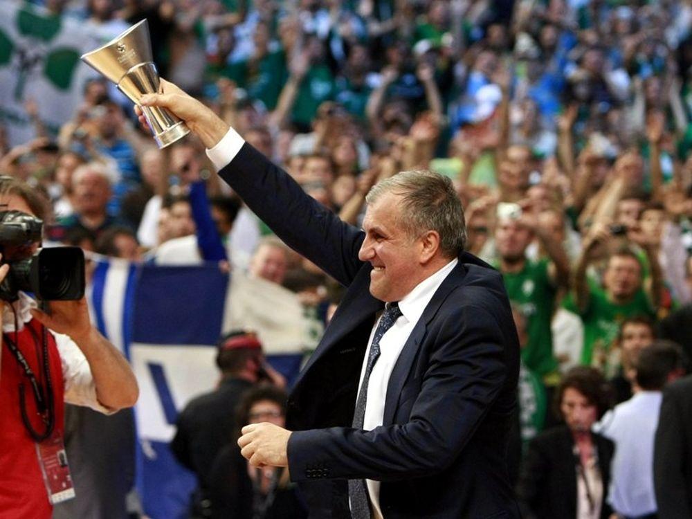 Προπονητής της χρονιάς ο Ζοτς