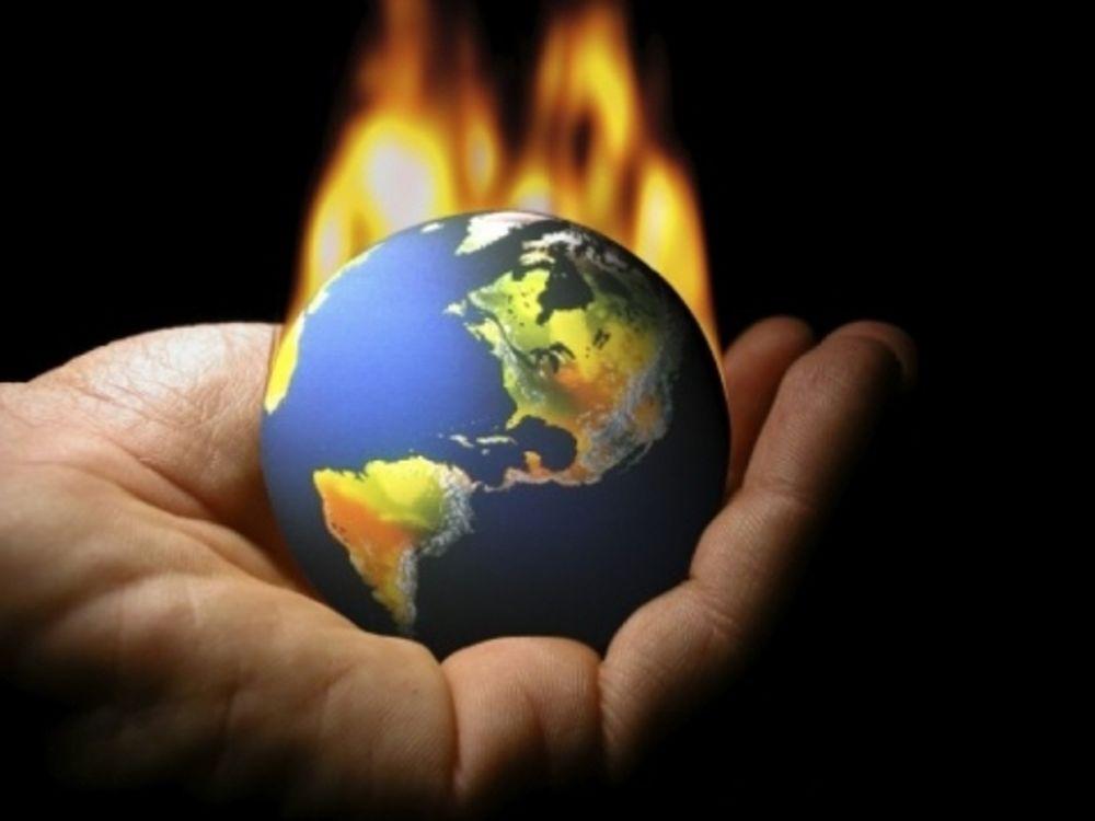 Η δεύτερη πιο ζεστή χρονιά το 2010