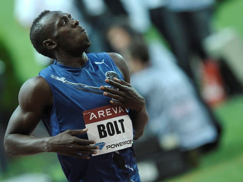 Μπολτ: «Χωρίς ρεκόρ στη Νταεγού»