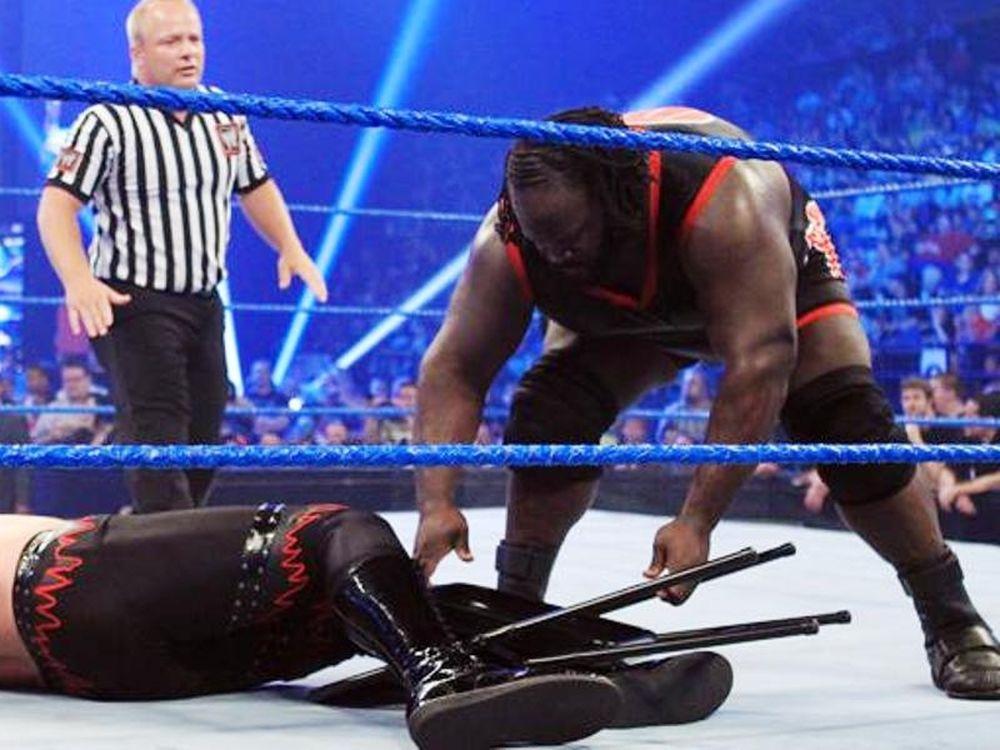 «Οικονομικό» SmackDown